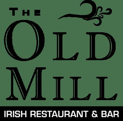 Old Mill Logo (Black)