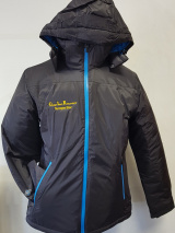 Quays Jacket 2 With Hood
