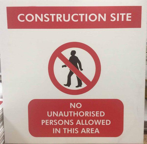 Corriboard Sign