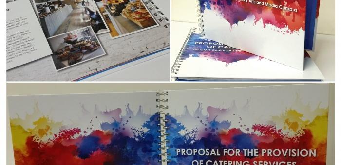 We design and Print Tenders