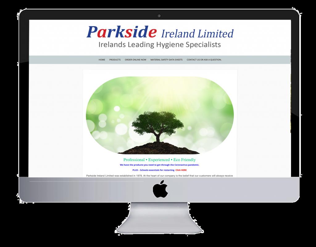 Parkside website