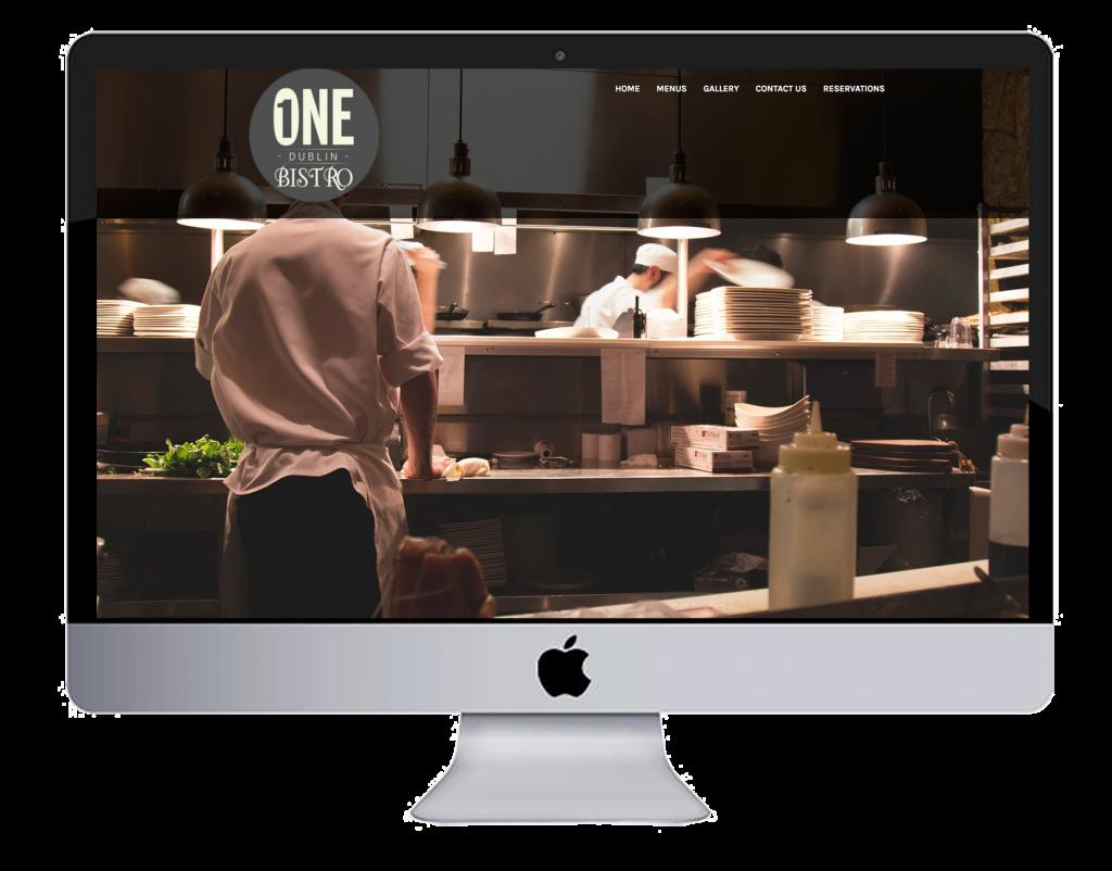 onebistro website