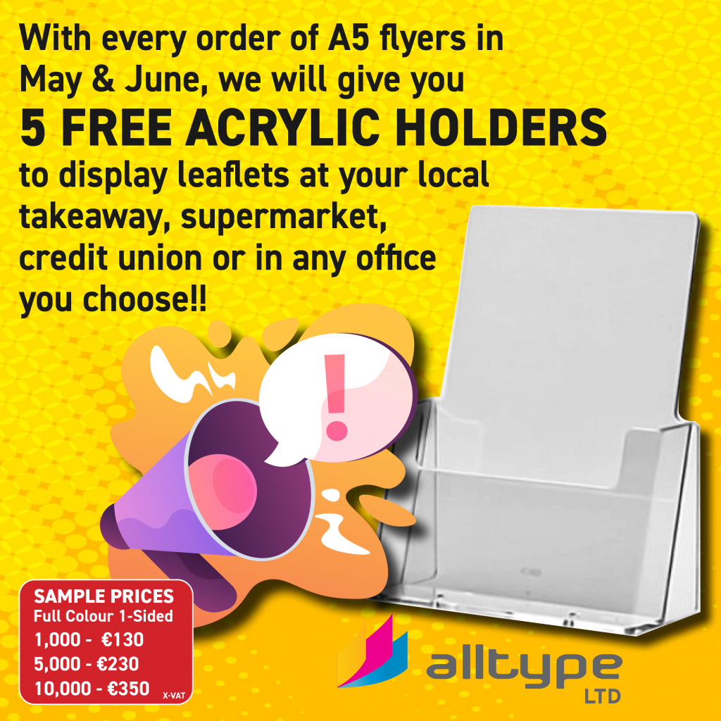 ALLTYPE A5HOLDERS 1080 May