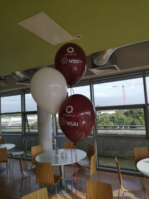 Balloons Launch