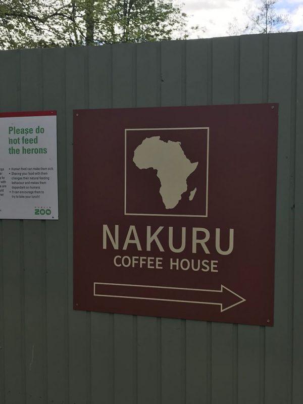 NAKURU FENCE SIGN
