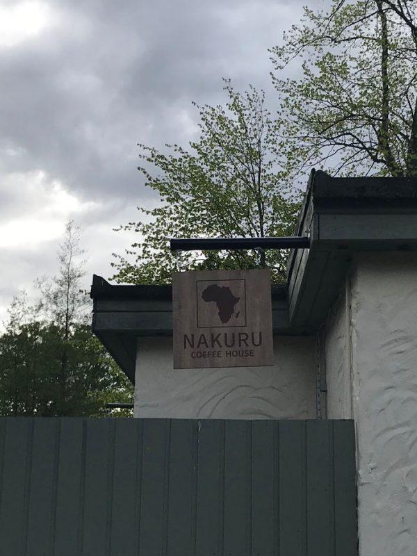 NAKURU Hanging Sign