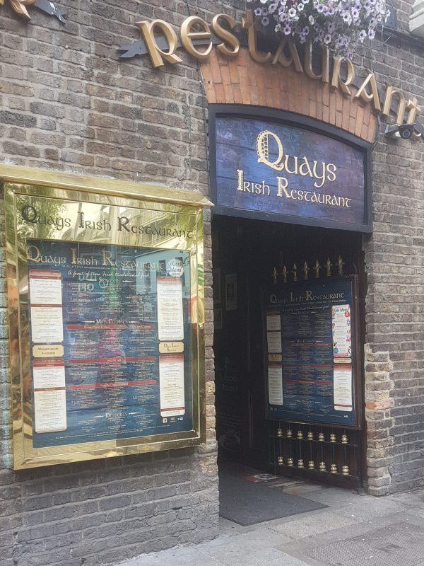 Quays Outside