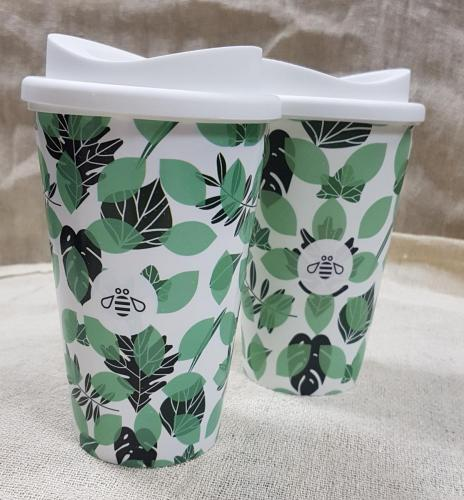 BEE COMPOSTABLE CUPS