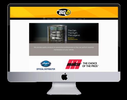 BG website