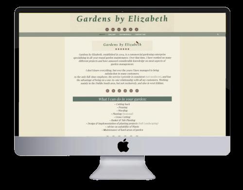 Gardens by Elizabeth