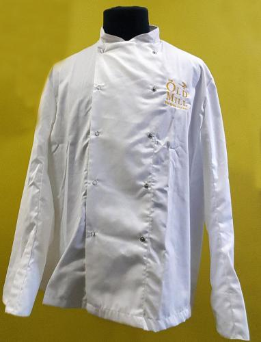 OLD MILL CHEF JACKET