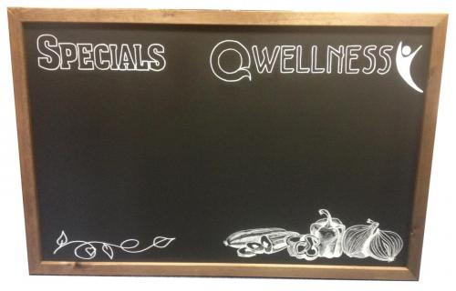 specials chalkboard